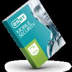 ESET Mobile Security - 3d box balanced - RGB