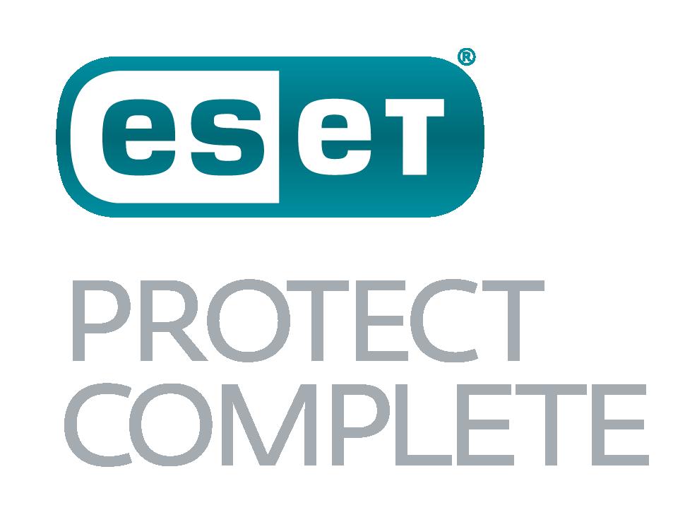 logotype - ESET PROTECT Complete-1