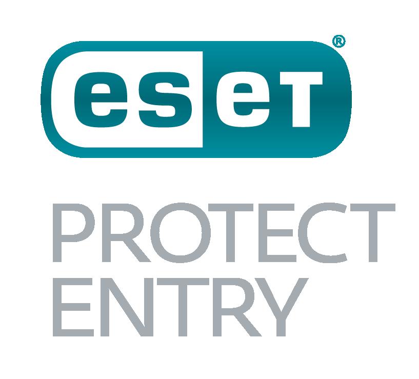 logotype - ESET PROTECT Entry-1