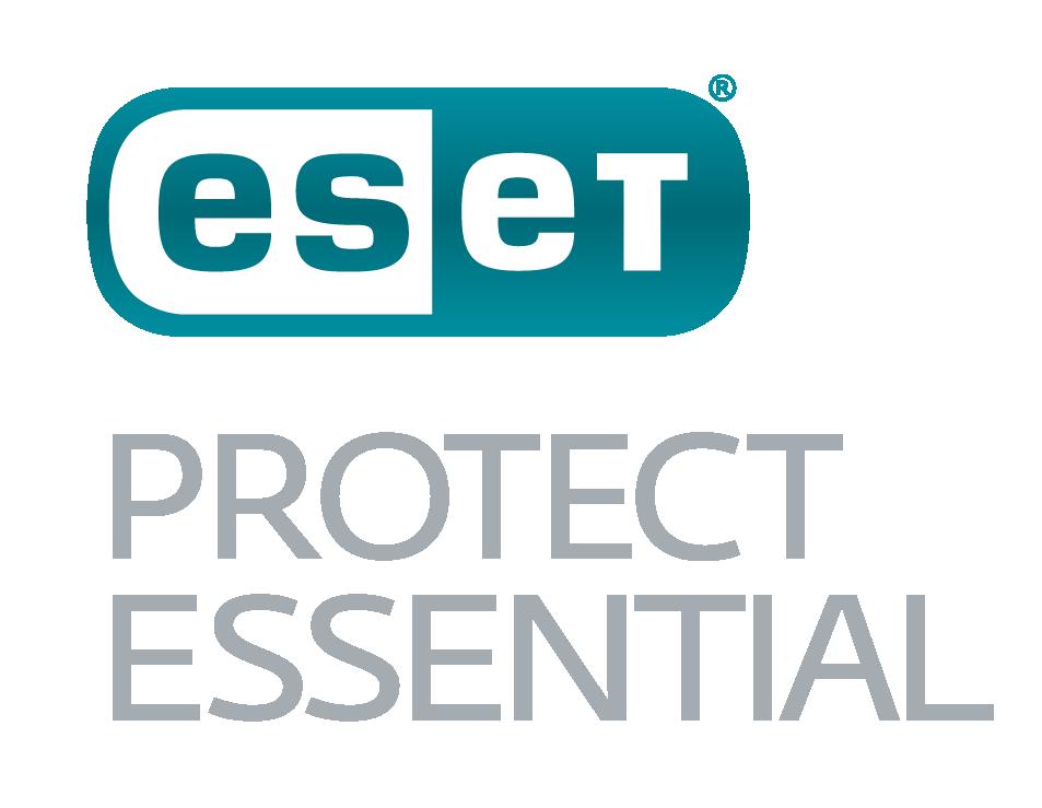 logotype - ESET PROTECT Essential-1