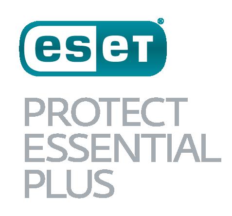 logotype - ESET PROTECT Essential-1@4x